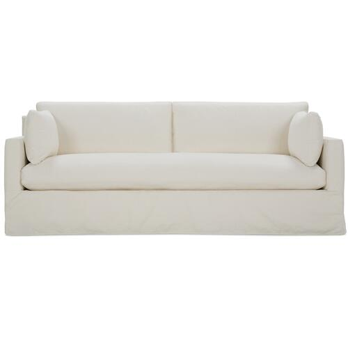 Sylvie Slipcover Bench Cushion Sofa