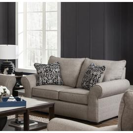 See Details - Flair Loveseat Fossil