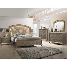 Crown Mark B7800 Cristal King Bedroom