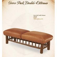 Grove Park Double Ottoman