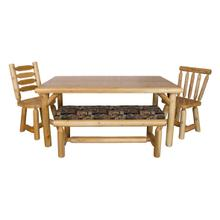 W468  5.5' Dining Table