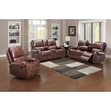 TUSCANY Brown 3PCS Living room Set