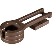 Slideout Cup Holder Chestnut Brown