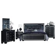 View Product - Allura - Queen Bed, Dresser, Mirror, and Nightstand