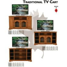 Traditional TV Cart Collection
