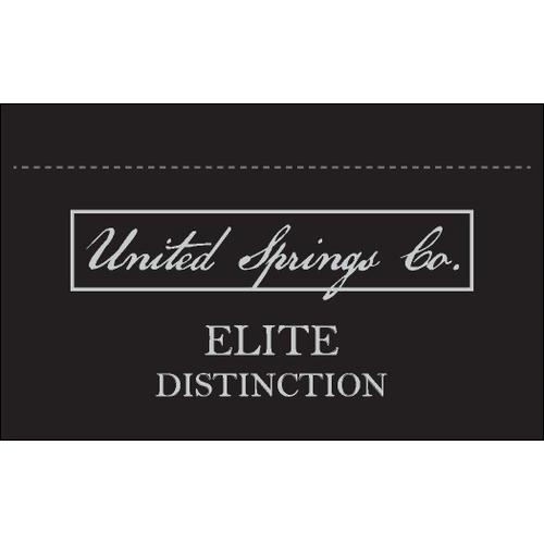 United Springs Elite Distinction Plush