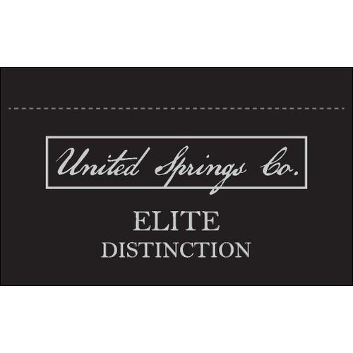 United Springs Co - United Springs Elite Distinction Plush