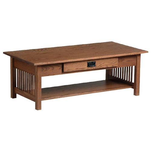 Country Value Woodworks - Mission Large Coffee Table