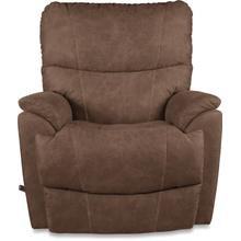 See Details - Trouper Rocking Recliner- Whiskey