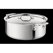 6Qt Stockpot Stainless Steel
