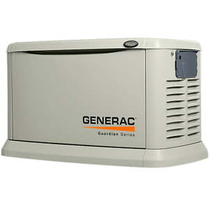 Generac - Guardian 20 kW Air-Cooled Standby Generator