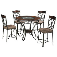 Glambrey 5pc Counter Dining