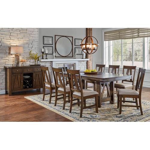 Eastwood Dining Table and 6 Chairs