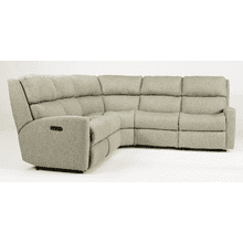 Catalina Fabric Reclining 4 Seat Sofa