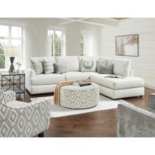 See Details - Studio Linen Sofa w/ Chaise