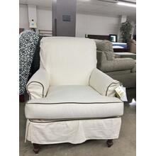 Chair w/Slipcover
