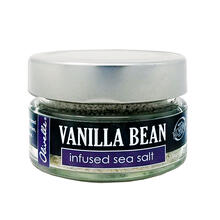 Olivelle Vanilla Bean Infused Sea Salt