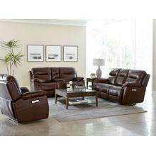 See Details - Epic Motion Loveseat w/ Power & Console in Sand