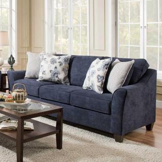 Prelude Navy Sofa