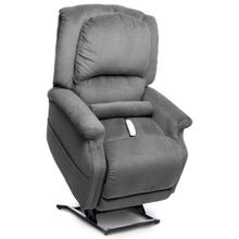 Akan Slate Fabric Lift Chair