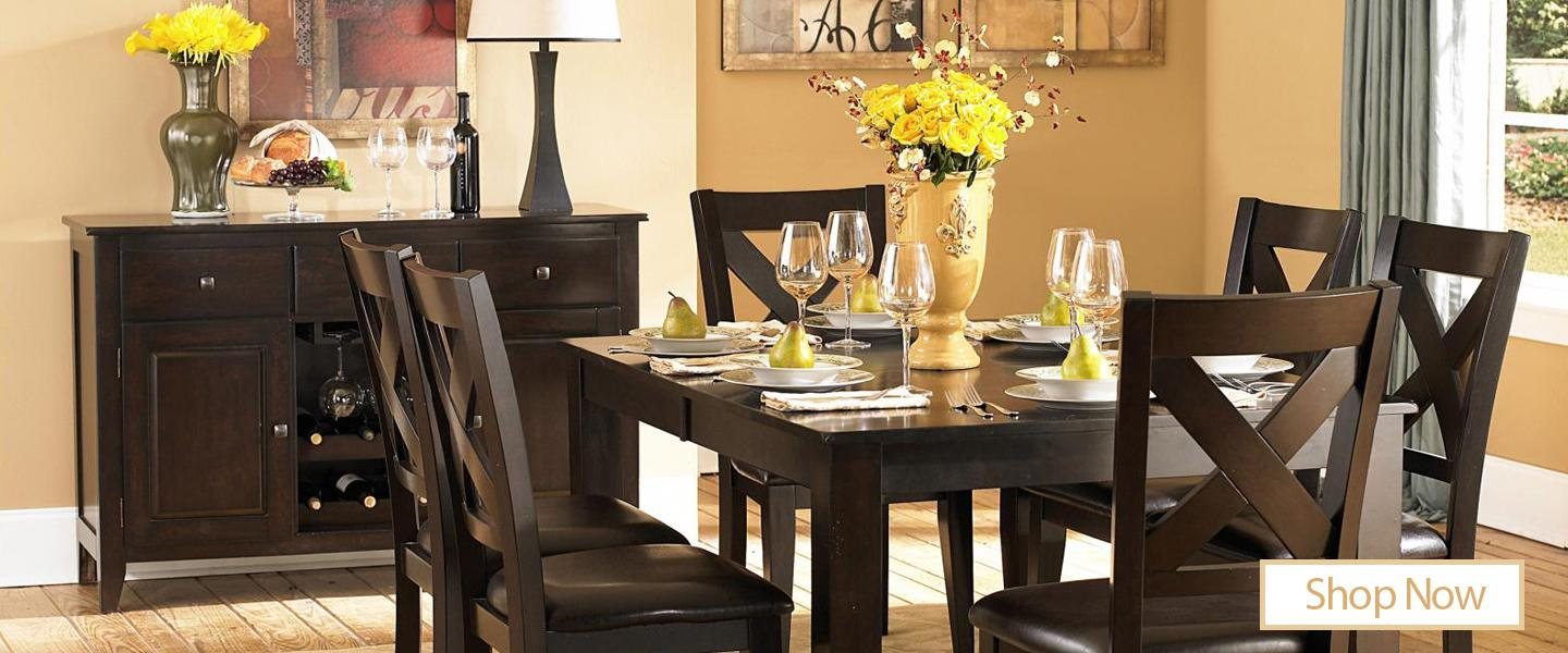 Dining Room - Shop Now