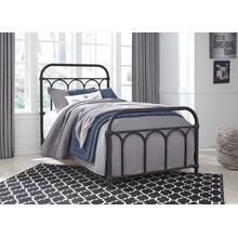 Nashburg Metal Bed - Twin