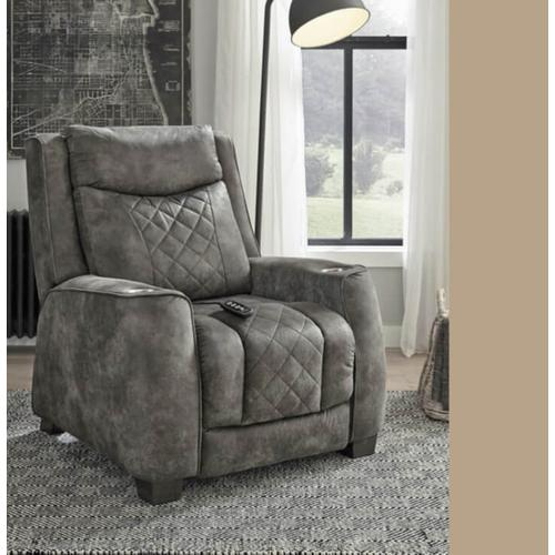 Southern Motion Impulse SoCozi Recliner ZG w/Power Headrest