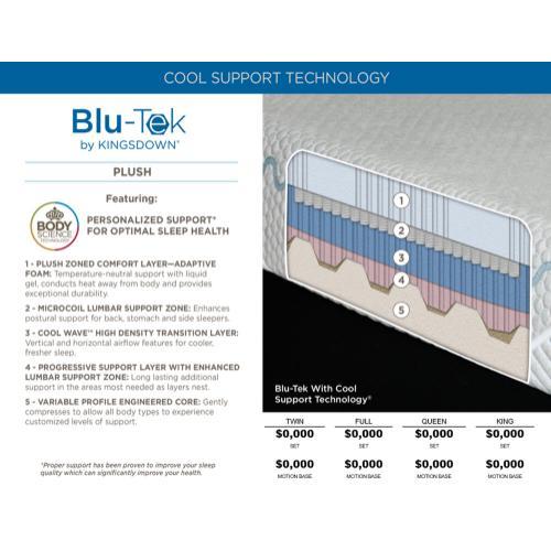 Blu-Tek III - Plush