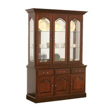 Triple China Hutch