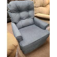 CLEARANCE Carissa Swivel Glider Recliner