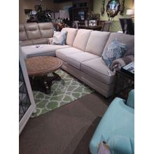2 Piece Sectional Chaise