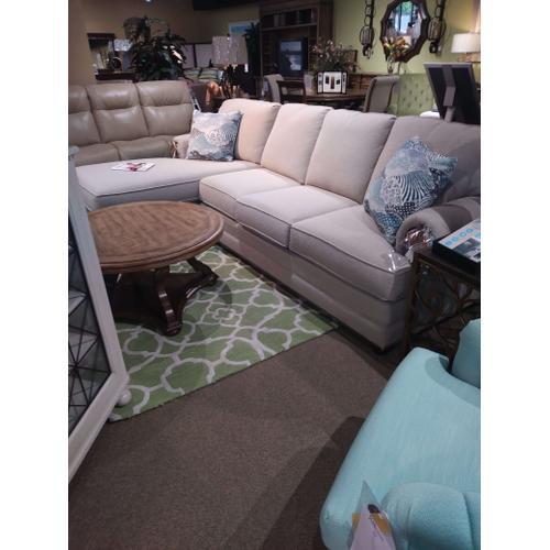 Bassett Furniture - 2 Piece Sectional Chaise