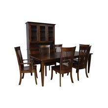 Shaker Extension Table Set