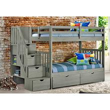 Cambridge Bunk Bed - T/T