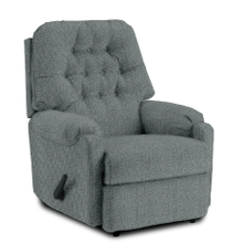 SONDRA Petite Recliner in Dove       (1AW27-19903b,40147)