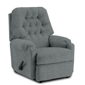 Best Home Furnishings - SONDRA Petite Recliner in Dove       (1AW27-19903b,40147)