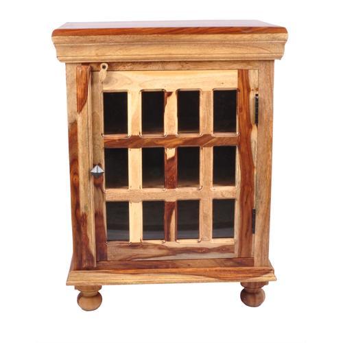 Jaipur - Tahoe 12 Glass Side Cabinet