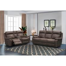 See Details - Colton Living Room Group, Power Reclining with Nailhead Trim