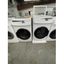 **ANKENY LOCATION LAUNDRY GAS PAIR** WV9600 5.5 Total cu. ft. FlexWash Washer AND 7.5 cu. ft. FlexDry Electric Dryer SET **SCRATCH OR DENT ITEM 1 YEAR WARRANTY