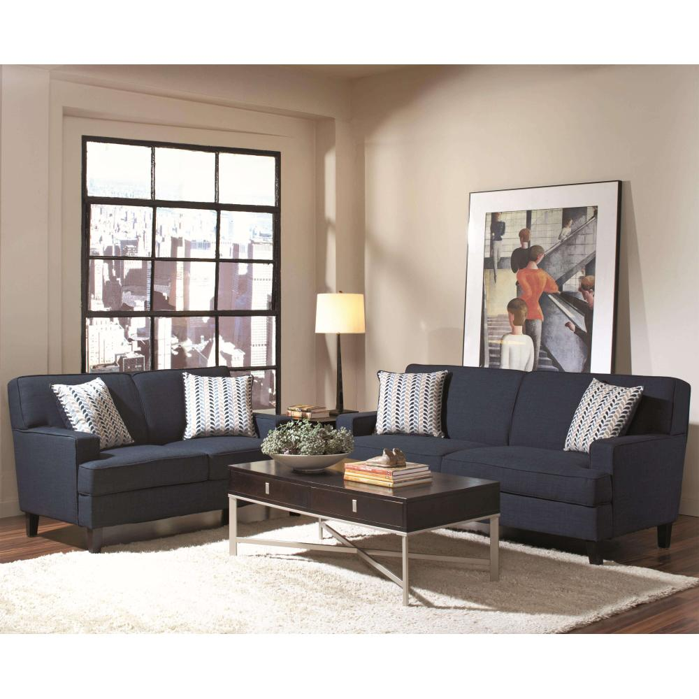 Finley Sofa and Love Seat