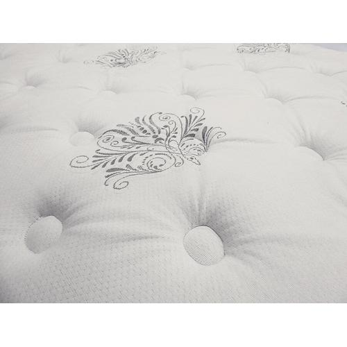 Samira Plush - Twin Size Mattress Set