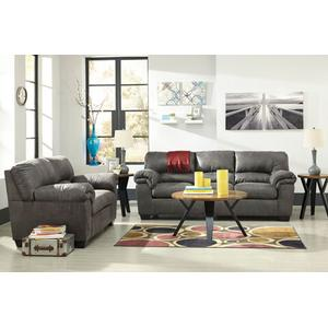 Ashley Bladen Sofa & Loveseat in Slate