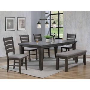 Bardstown 5pc Dining Room Set Plus Bench