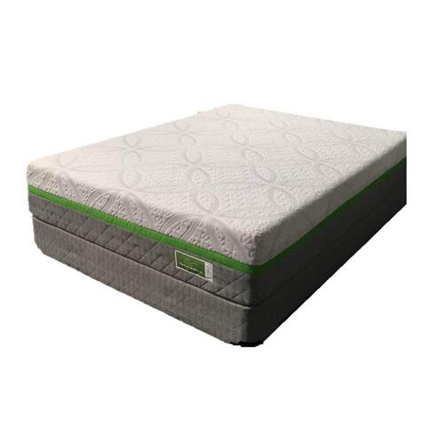 "Gel Memory Foam Mattress 12"" Firm"