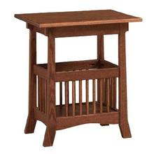 See Details - Royal Magazine End Table