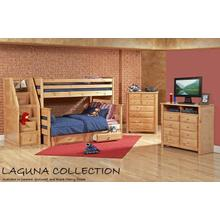 Laguna Twin/Full Bunk Bed