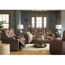 Owner's Box Power Reclining Livingroom set (Sofa, Loveseat & Recliner)