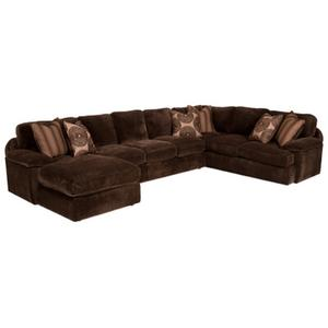 Stanton Furniture - 186 Sectional
