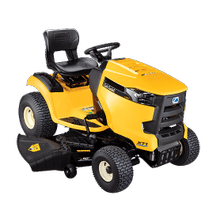 "XT1 LT50"" CubCadet Riding Mower with 50"" Fabricated Deck"