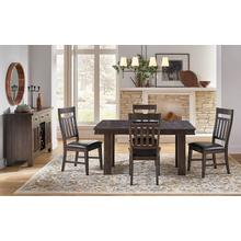 Product Image - Bremerton Grey Table and 4 Chairs